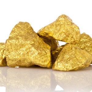 złoto eksperyment inwestycja